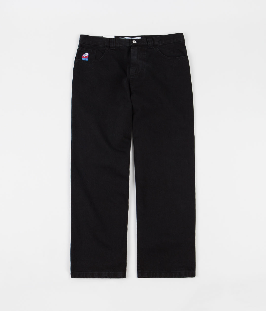 74c4c6e30c Polar Big Boy Jeans - Pitch Black