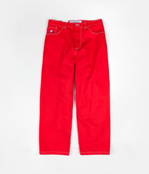 Polar Big Boy Jeans - Red