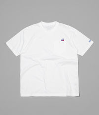 Polar Big Boy Pocket T-Shirt - White