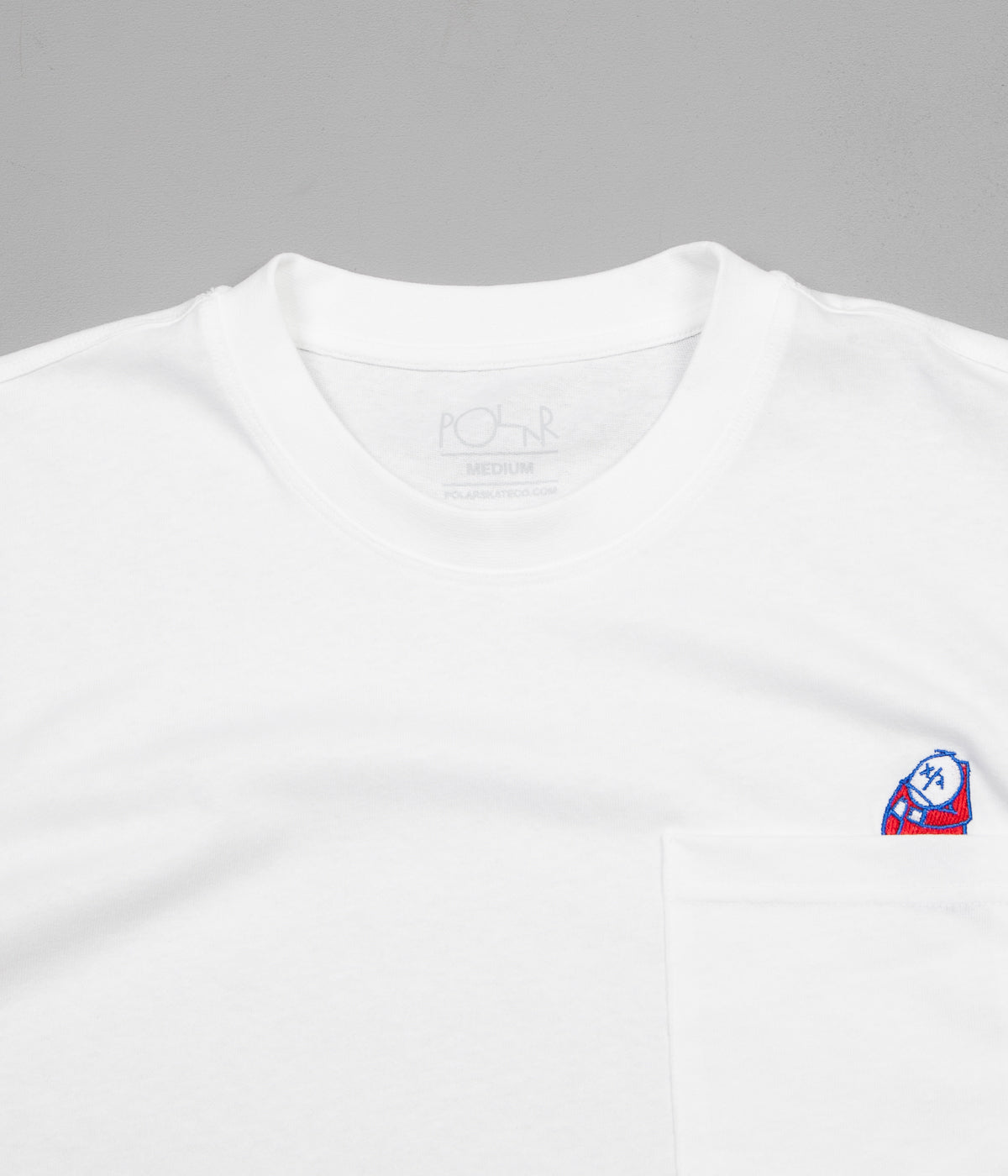 272c106897 ... Polar Big Boy Pocket T-Shirt - White ...