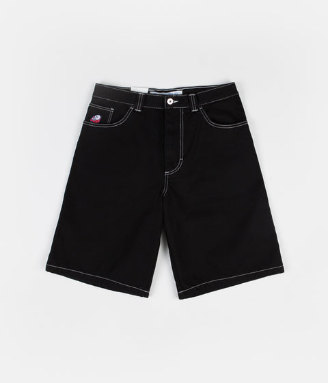 Polar Big Boy Shorts - Pitch Black