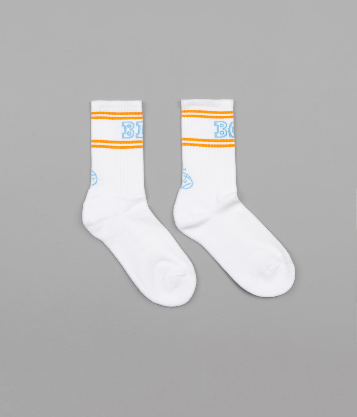 751ded2fb5 Polar big boy socks white aqua orange flatspot jpg 1200x1400 Boy in socks  only