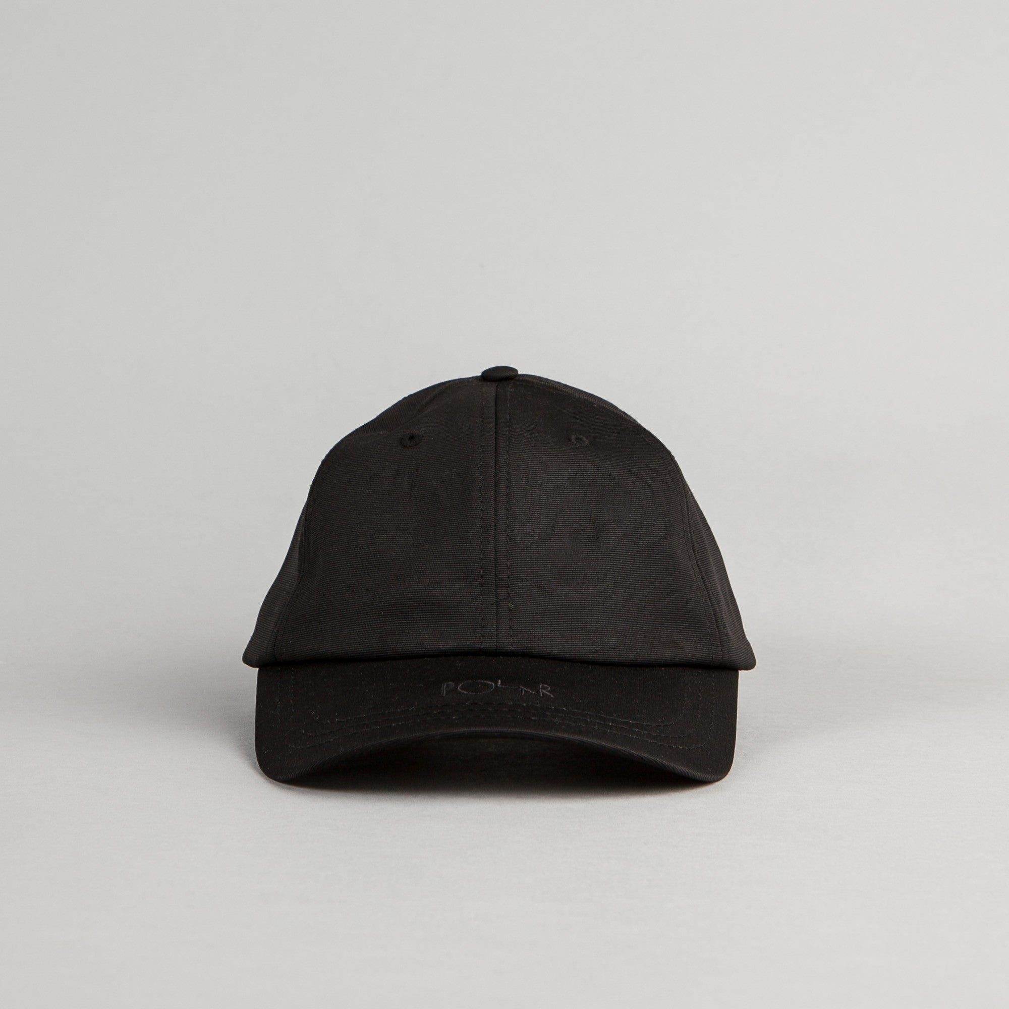 Polar Bomber Cap - Black
