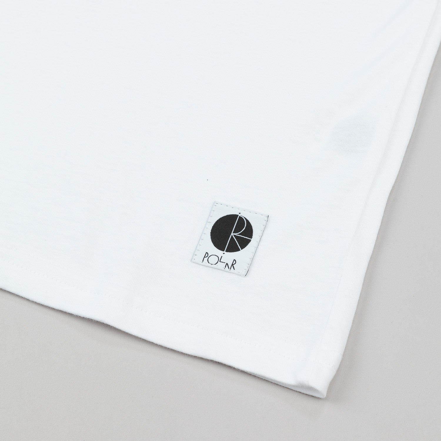 Polar Cain & Abel T-Shirt - White