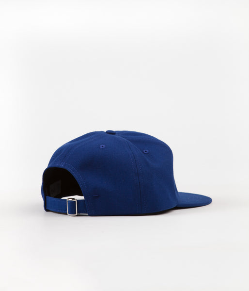 f1f9b0b2e19 Polar Canvas Cap - Royal Blue