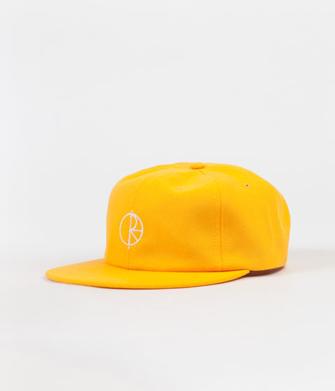 Polar Canvas Cap - Yellow