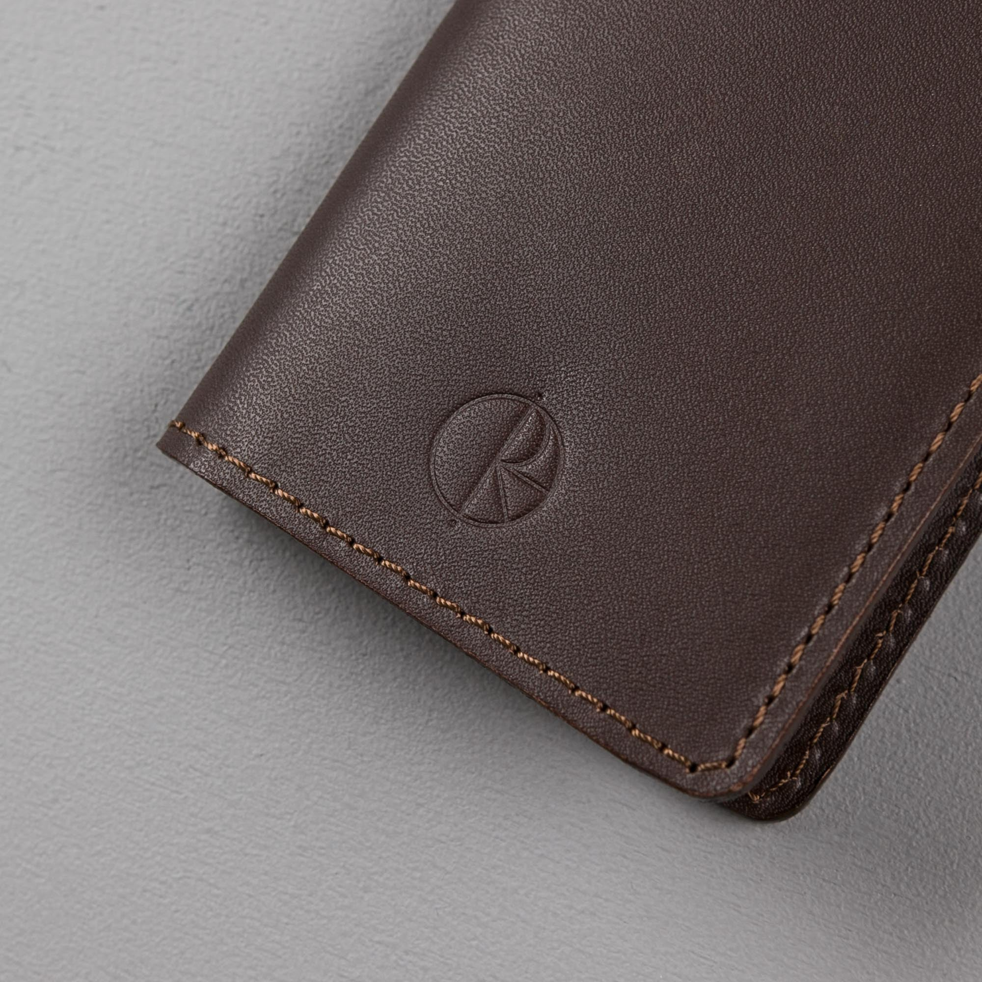 Polar Card Holder Wallet - Brown