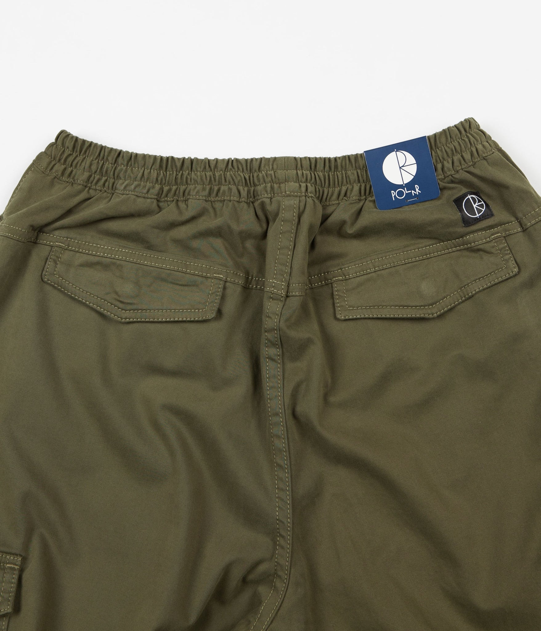 Polar Cargo Pants - Army Green