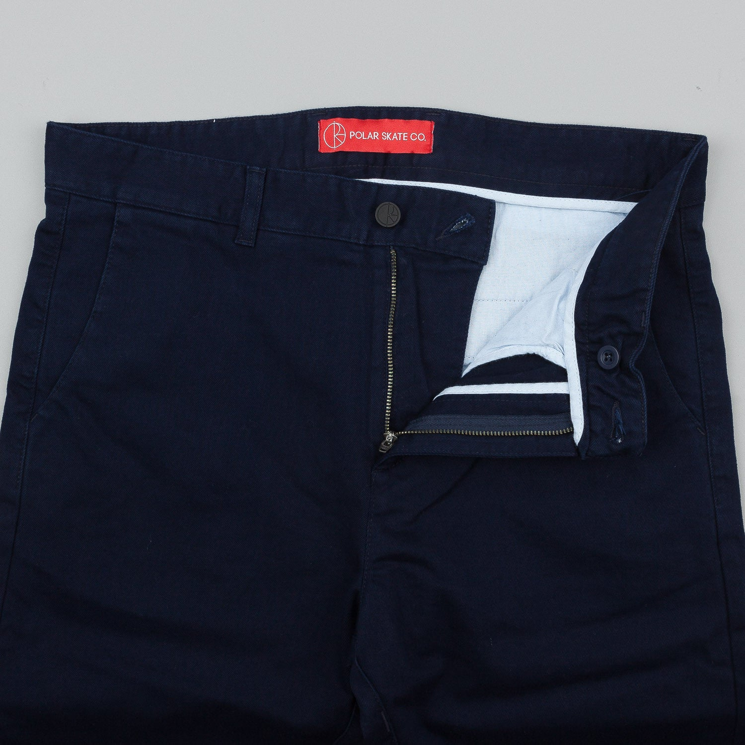 Polar Chino Trousers - Navy