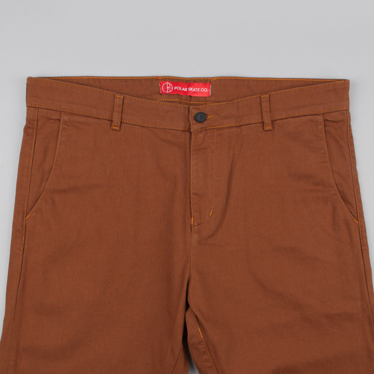 Polar Chino Trousers - Golden Brown