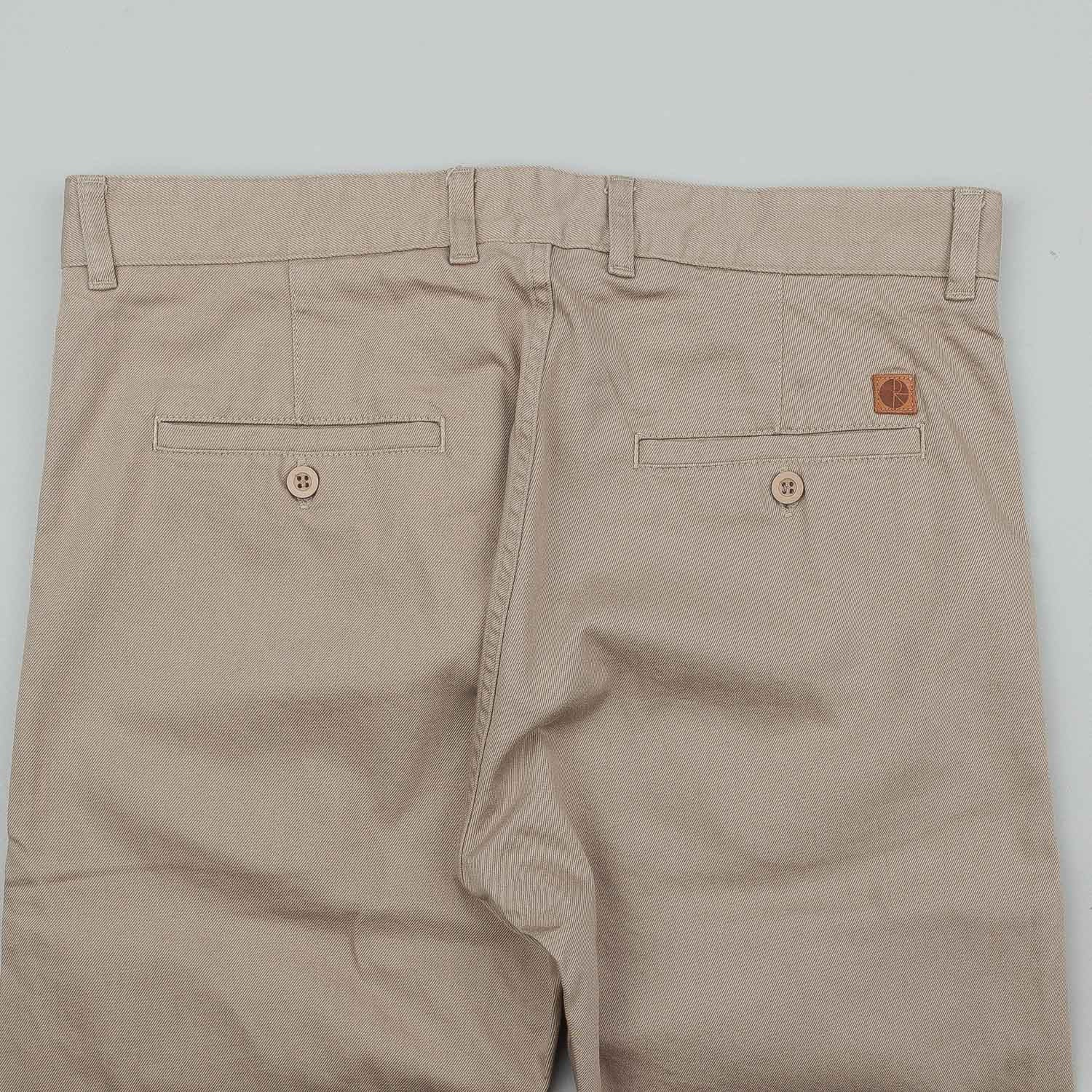 Polar Chino Trousers - Khaki
