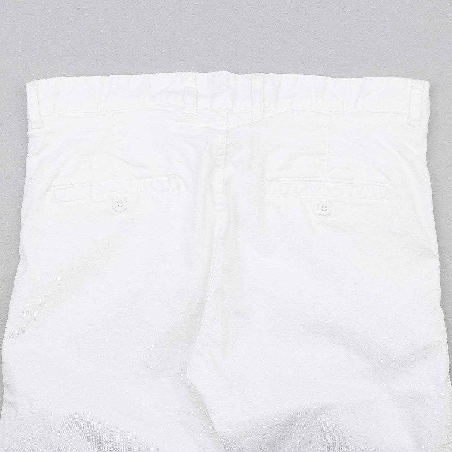 Polar Chino Trousers - White