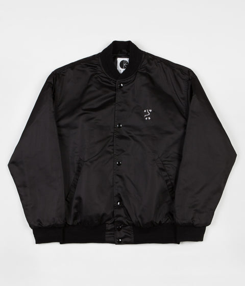 Polar College Jacket - Black