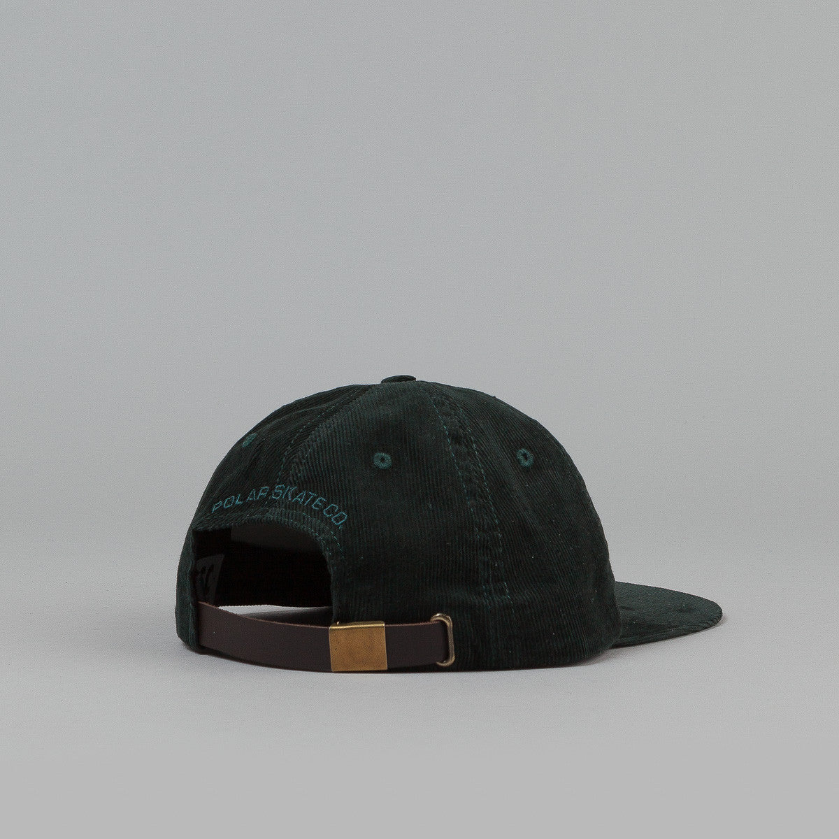 Polar Corduroy Cap - Botanical Green