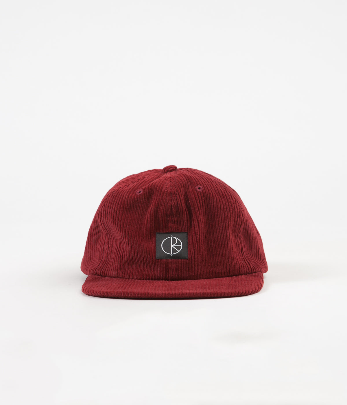 Polar Corduroy Cap - Red