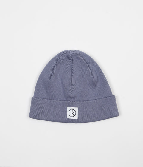Polar Cotton Beanie - Sky Blue