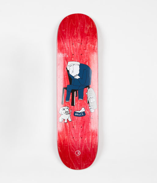Polar Dane & Bruce Deck - 8.25""