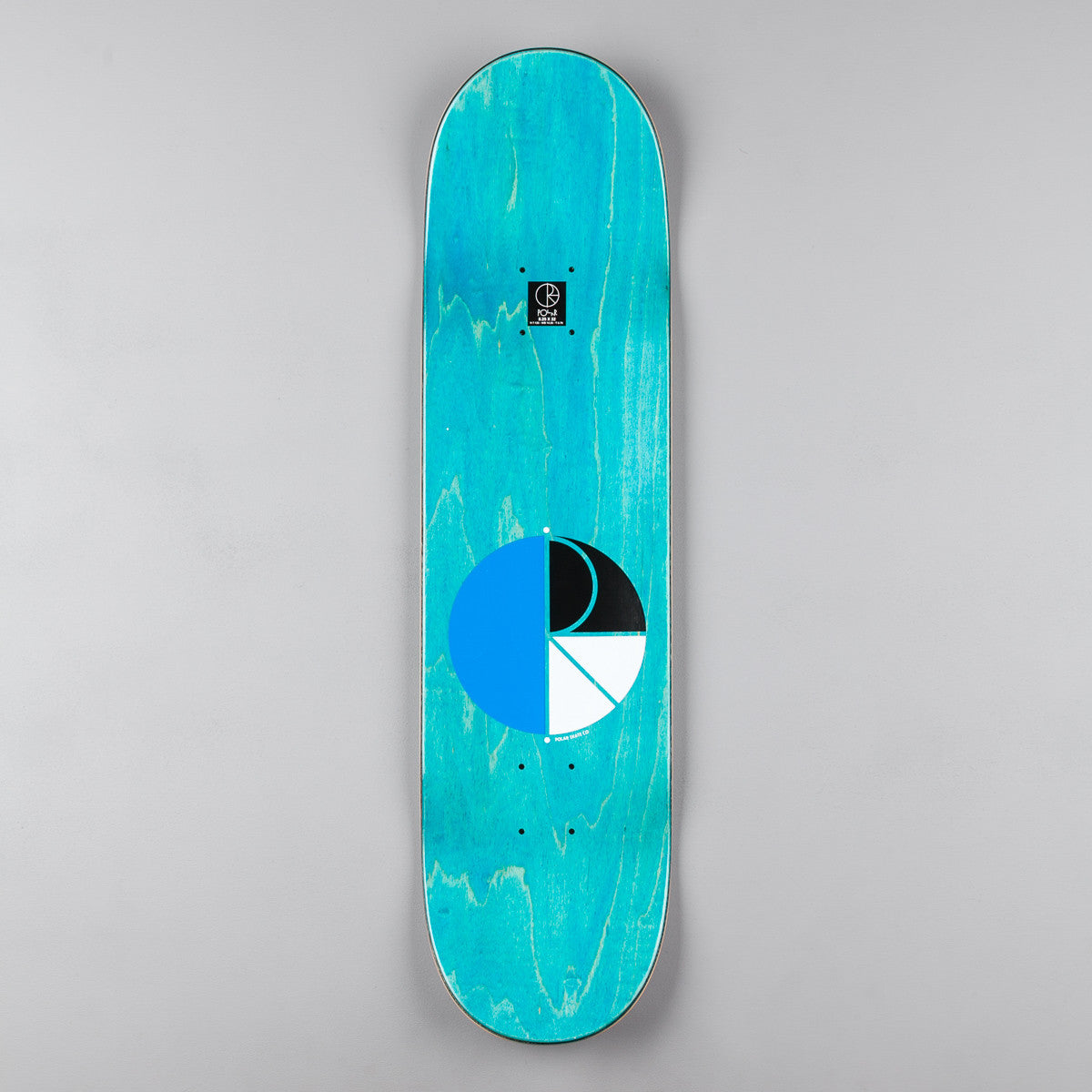 Polar One Girl Two Boys Deck - 8.25""