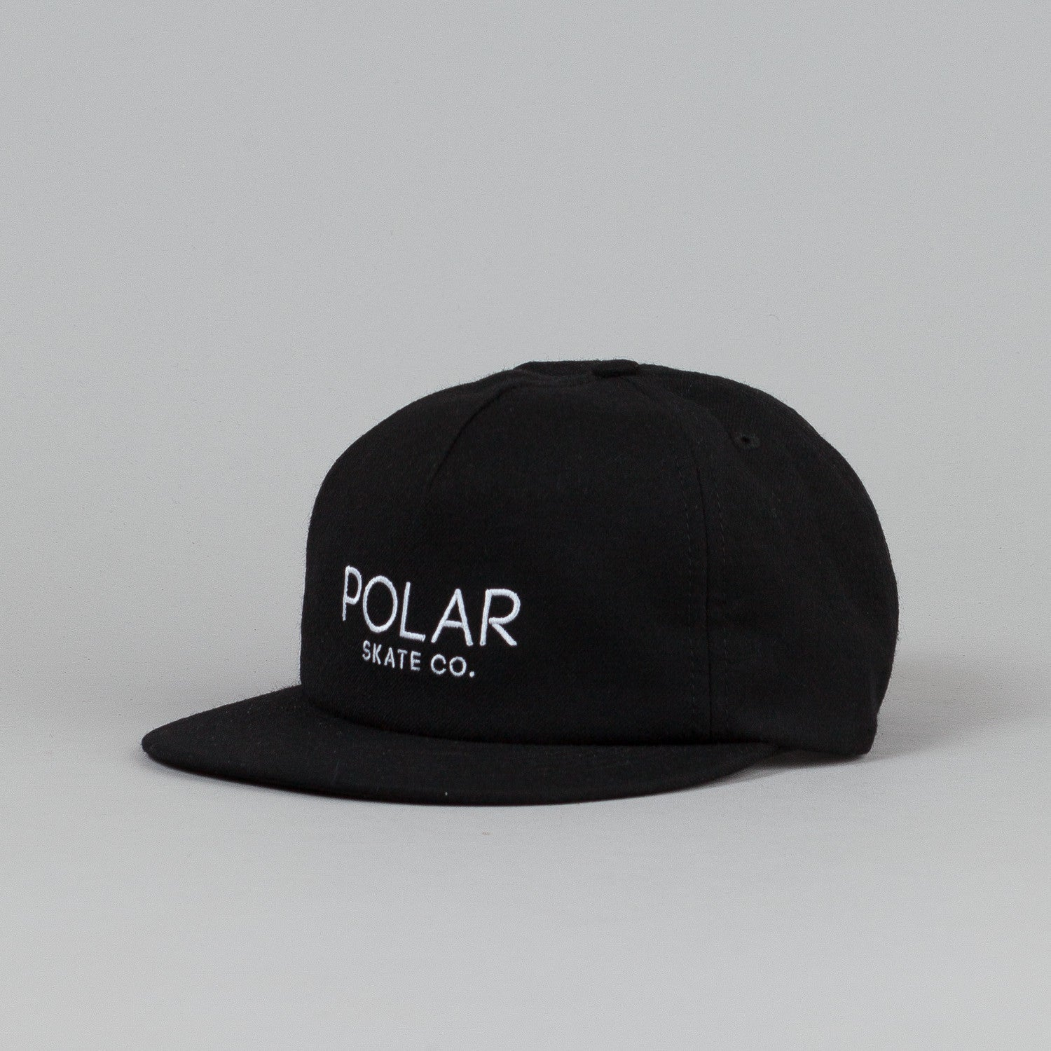 Polar Default Cap Black / White