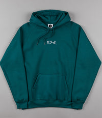 Polar Default Hooded Sweatshirt - Dark Teal