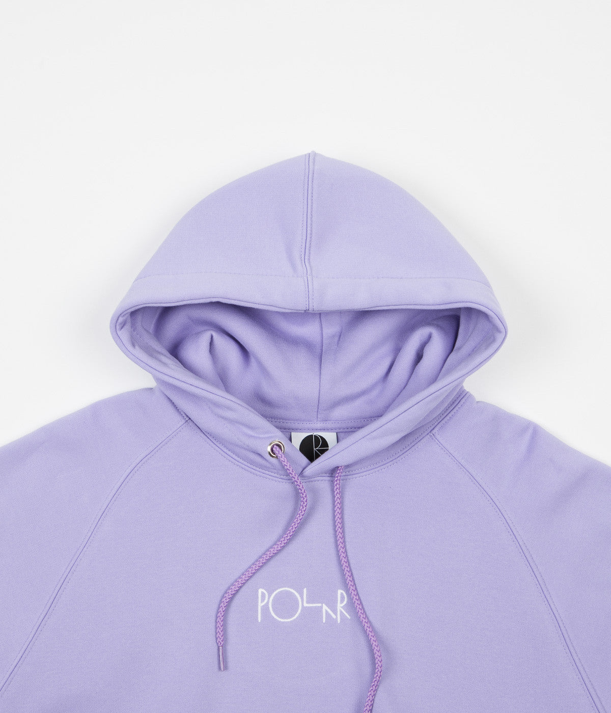 Polar Default Hooded Sweatshirt - Lavender
