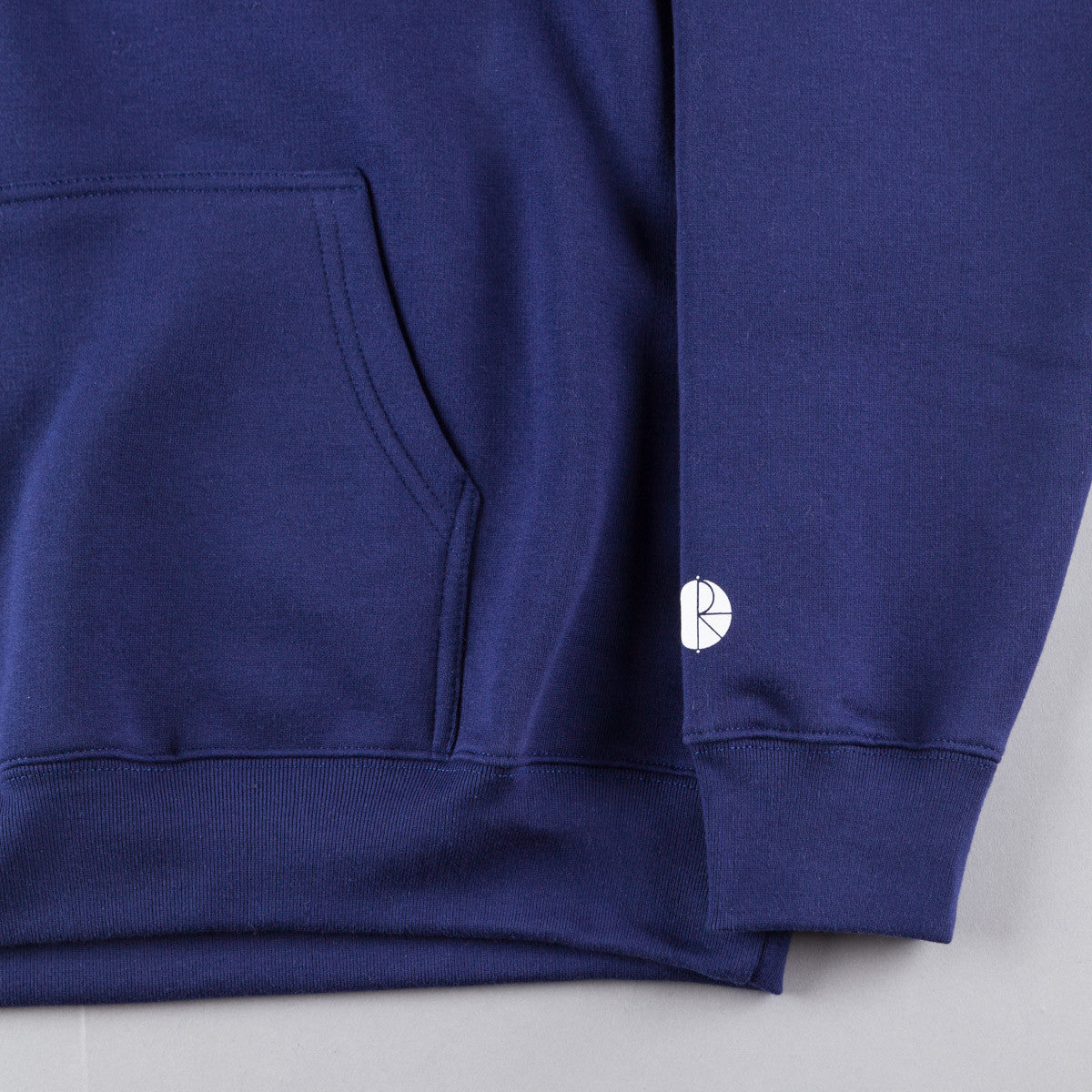 Polar Default Hooded Sweatshirt - Navy