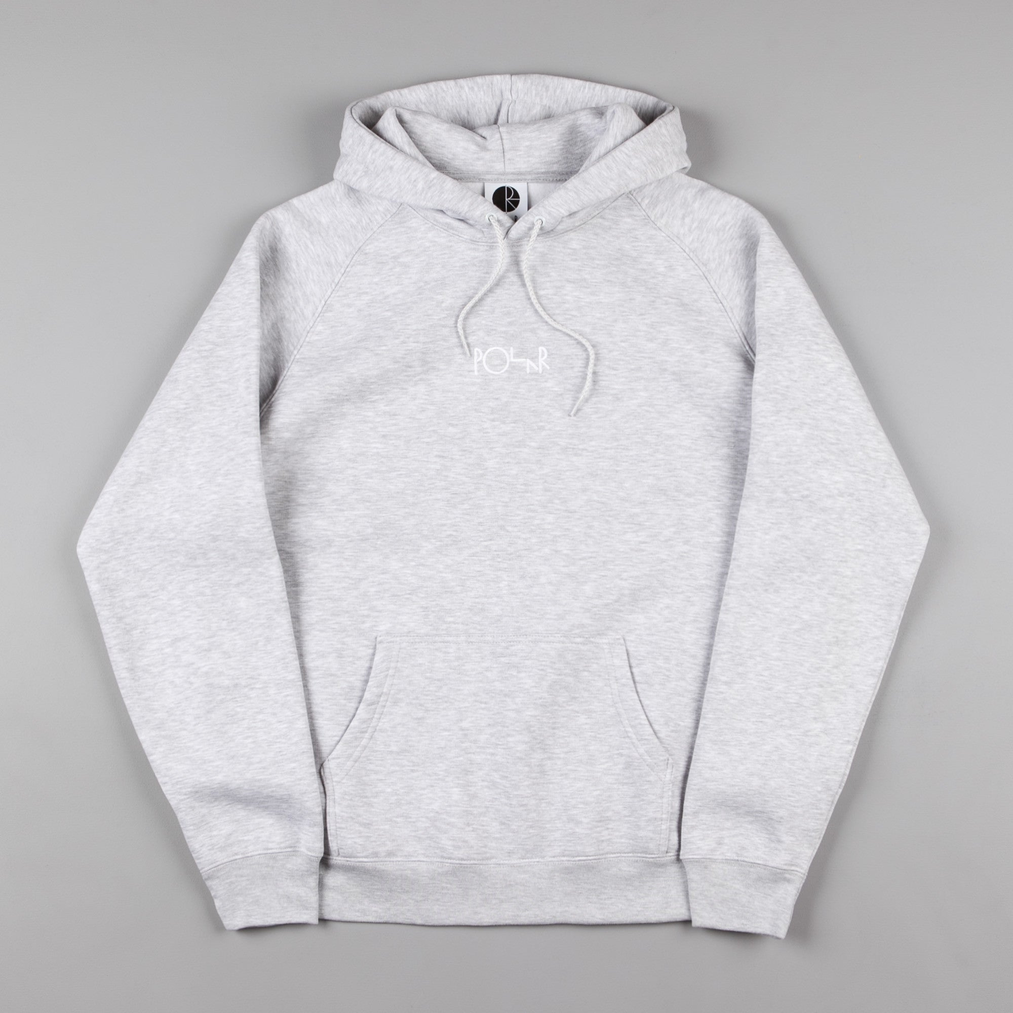 Polar Default Hooded Sweatshirt - Sports Grey
