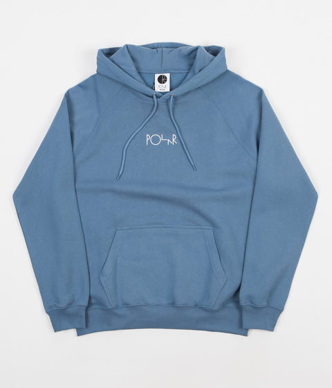 Polar Default Hoodie - Captains Blue