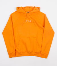 Polar Default Hoodie - Orange