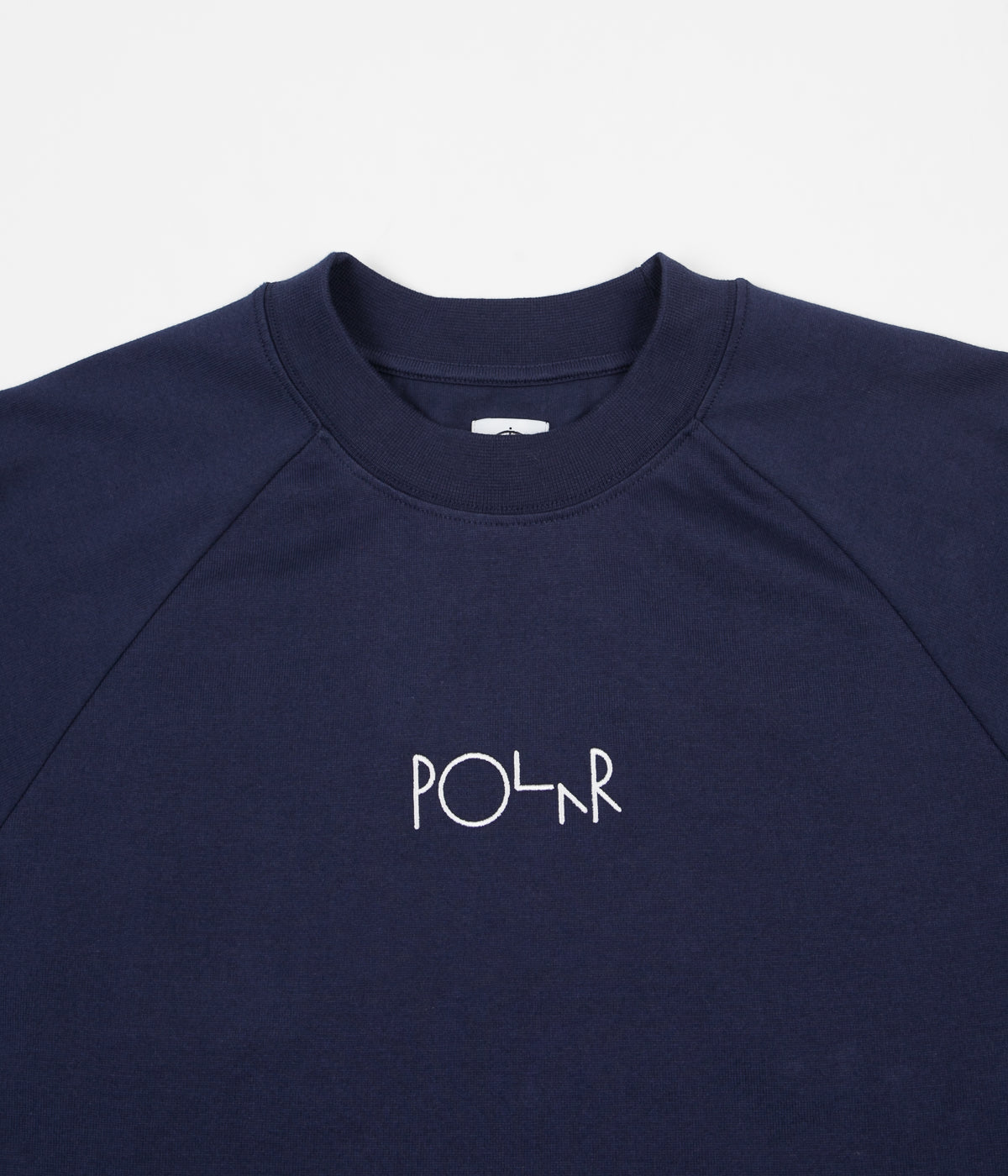 Polar Default Long Sleeve T-Shirt - Navy