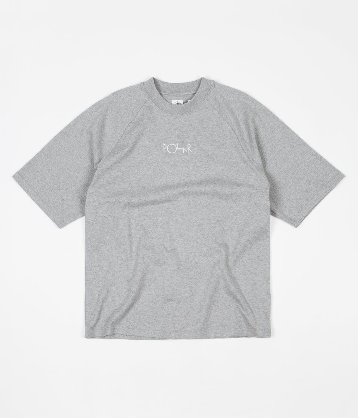 Polar Default T-Shirt - Heather Grey