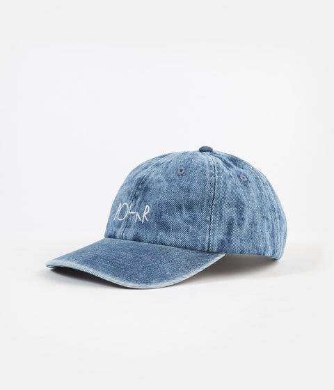 Polar Denim Cap - Blue Acid