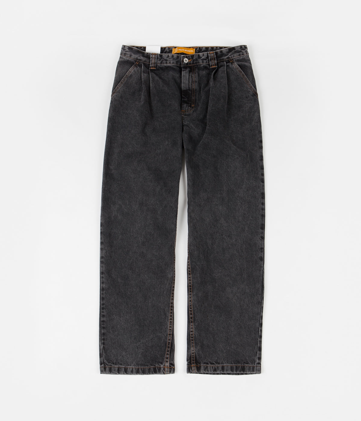 Polar Denim Chinos - Washed Black