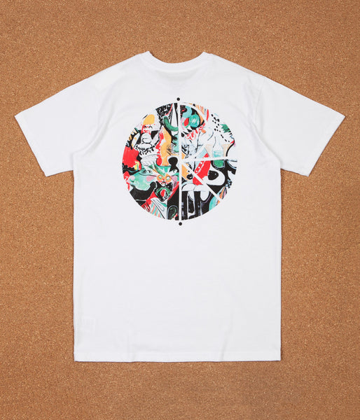 Polar Ego Loss Fill Logo T-Shirt - White