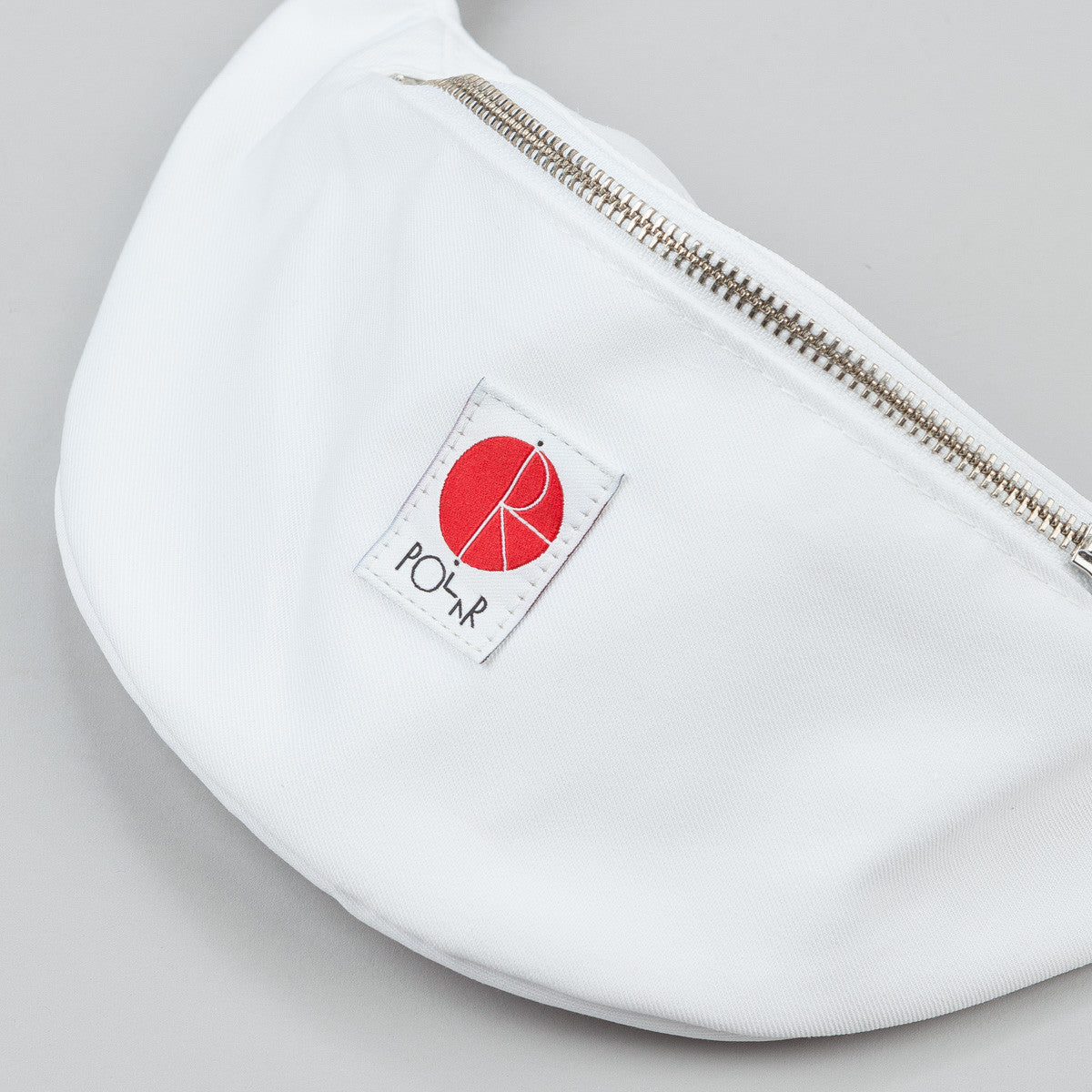 Polar Fanny Pack - White