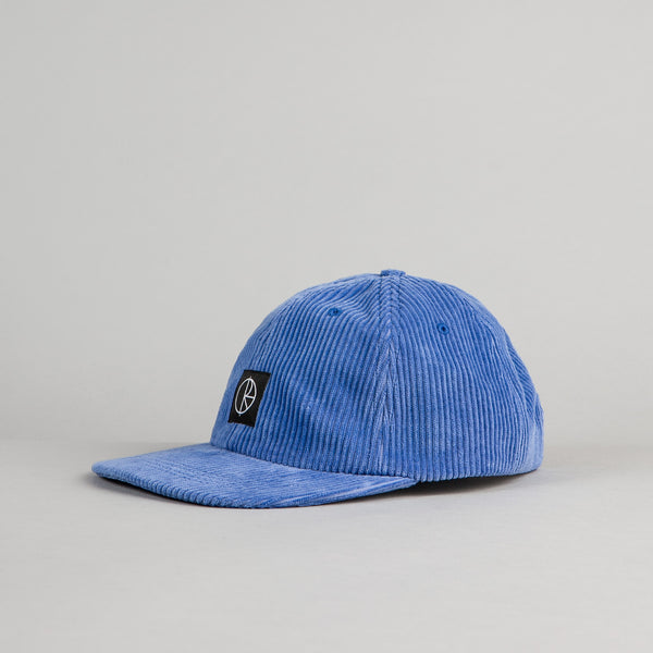 Polar Fat Corduroy Cap - Dusty Blue