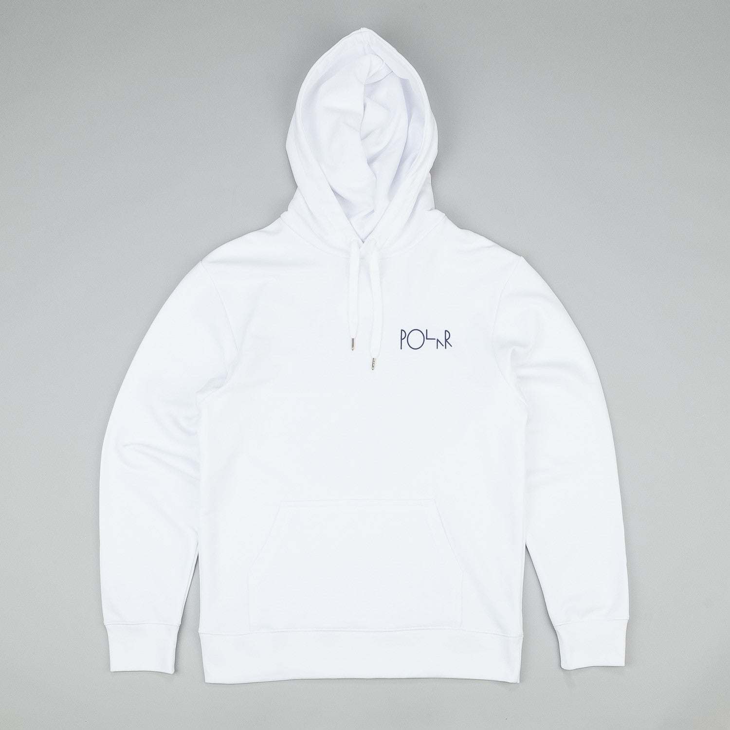 Polar Fill Logo Behind The Curtain Hooded Sweatshirt