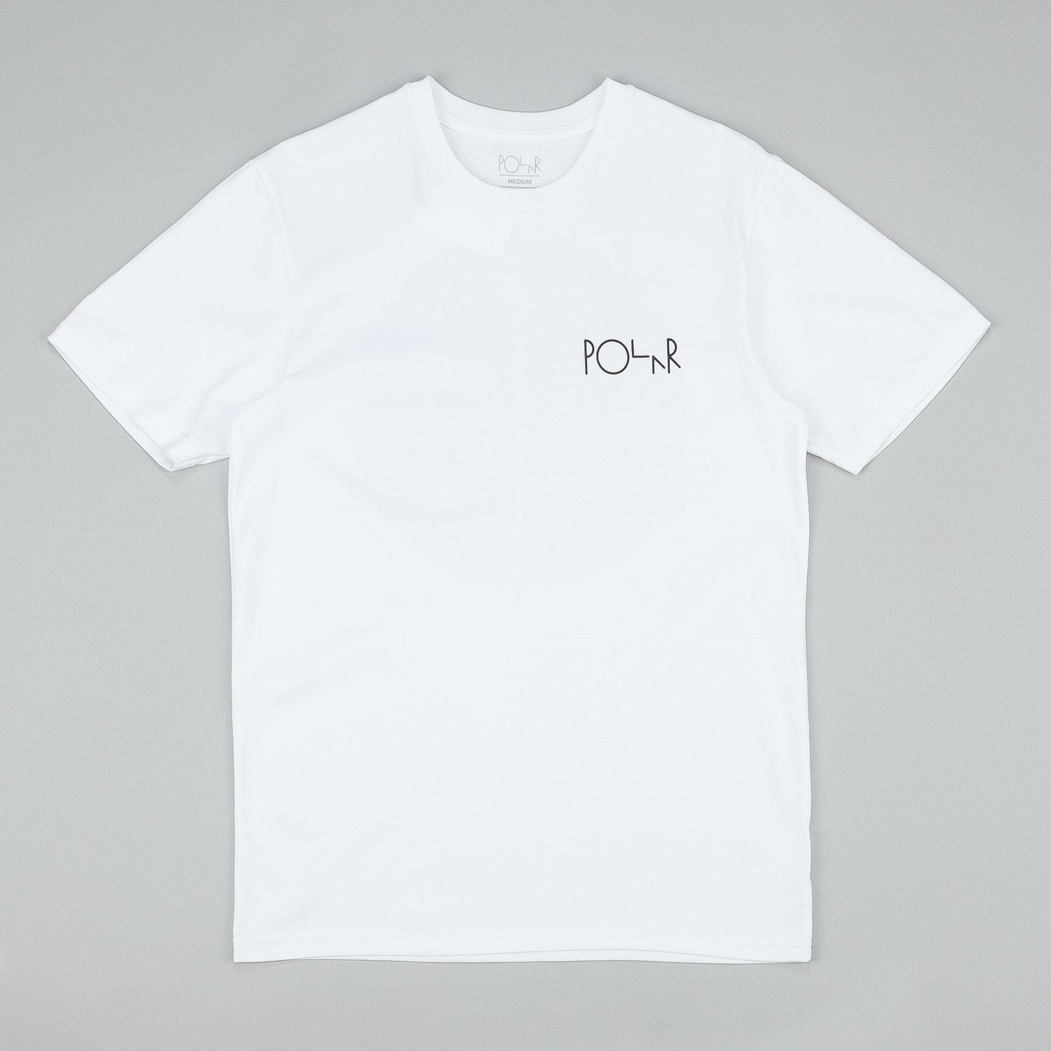 Polar Fill Logo Behind The Curtain T-Shirt