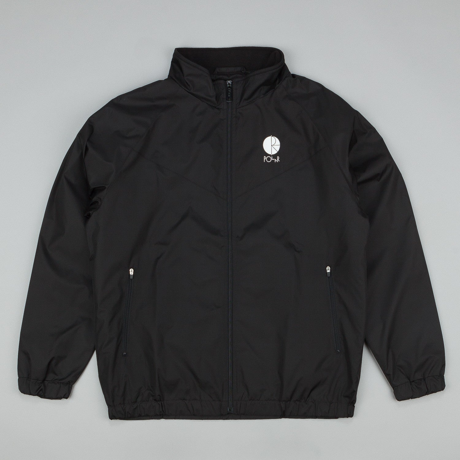 Polar Fill Logo Chest Running Jacket