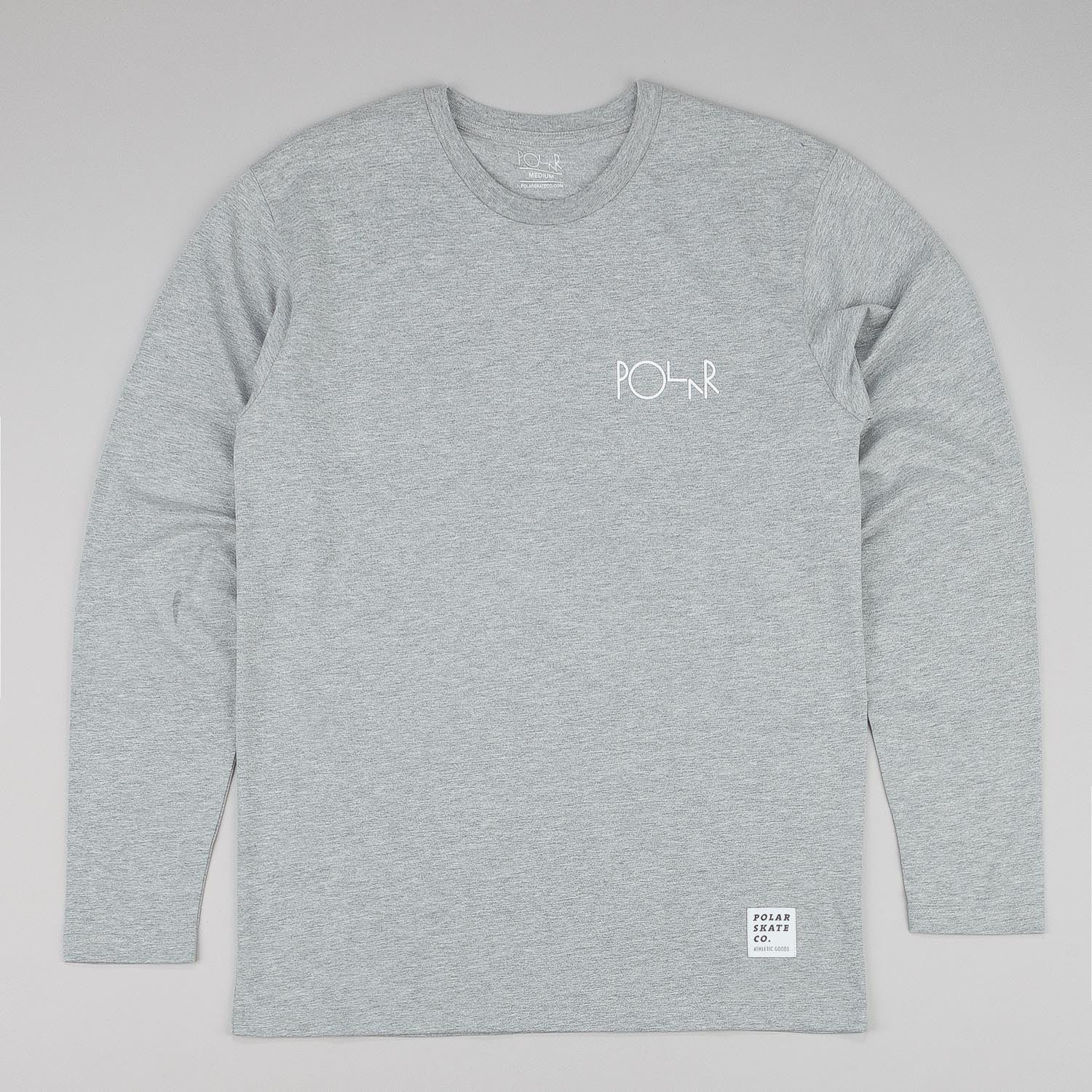 Polar Fill Logo L/S T-Shirt