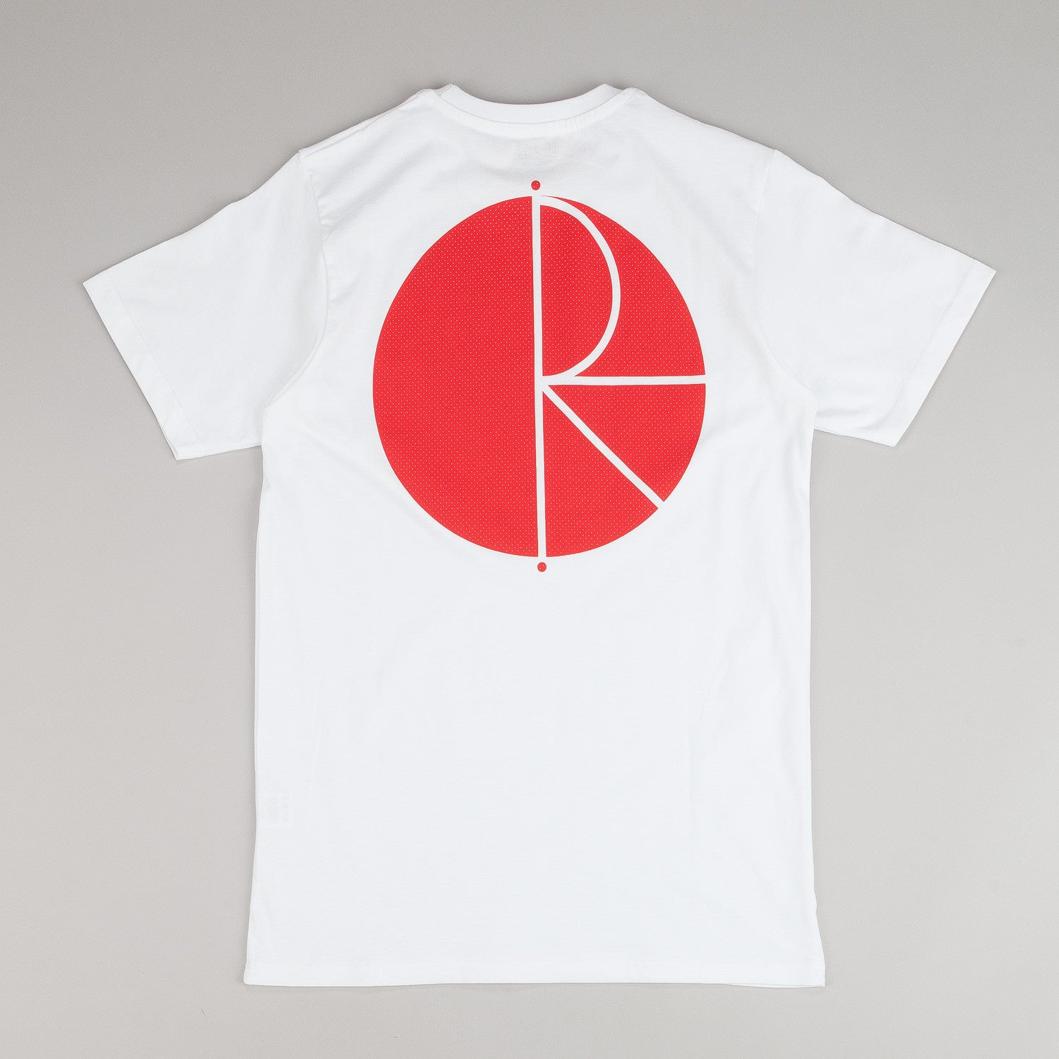 Polar Fill Logo Mesh T-Shirt