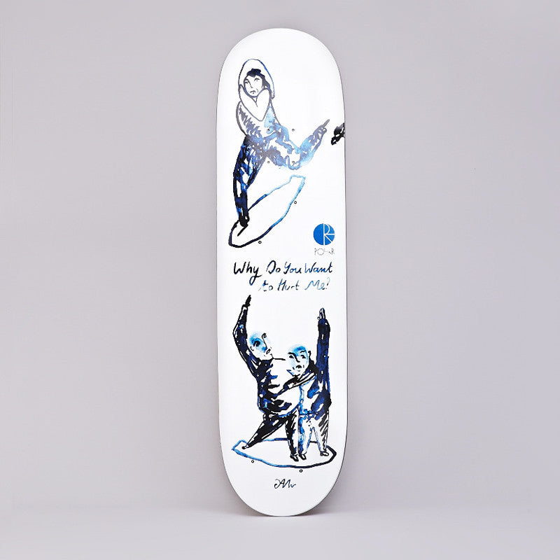 Polar Fine Art Hurt Me Deck 8.5""
