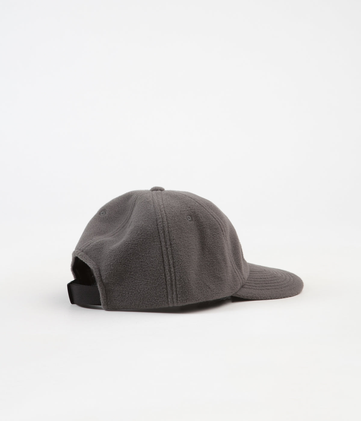 Polar Fleece Cap - Grey