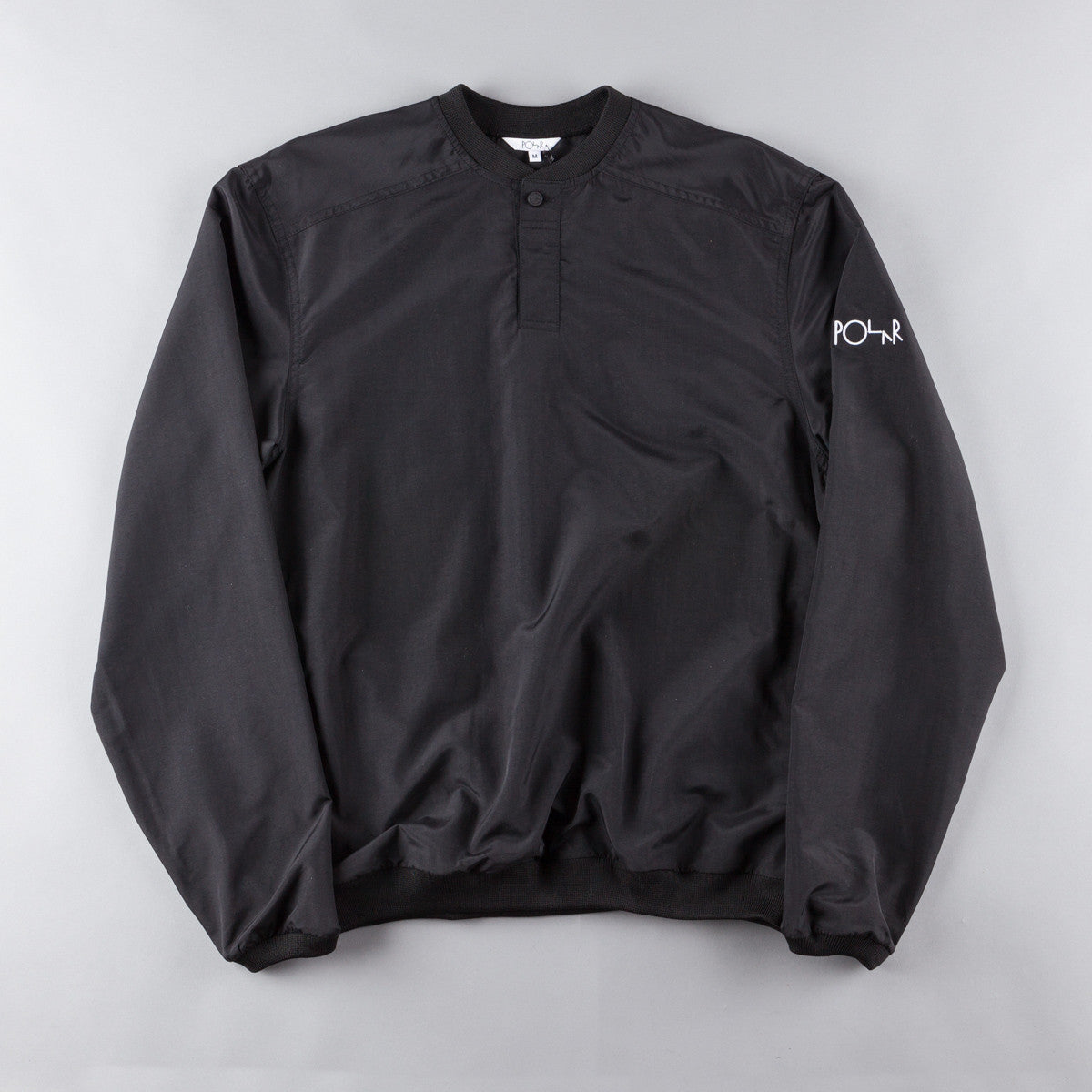 Polar Golf Club Pullover Sweatshirt - Black