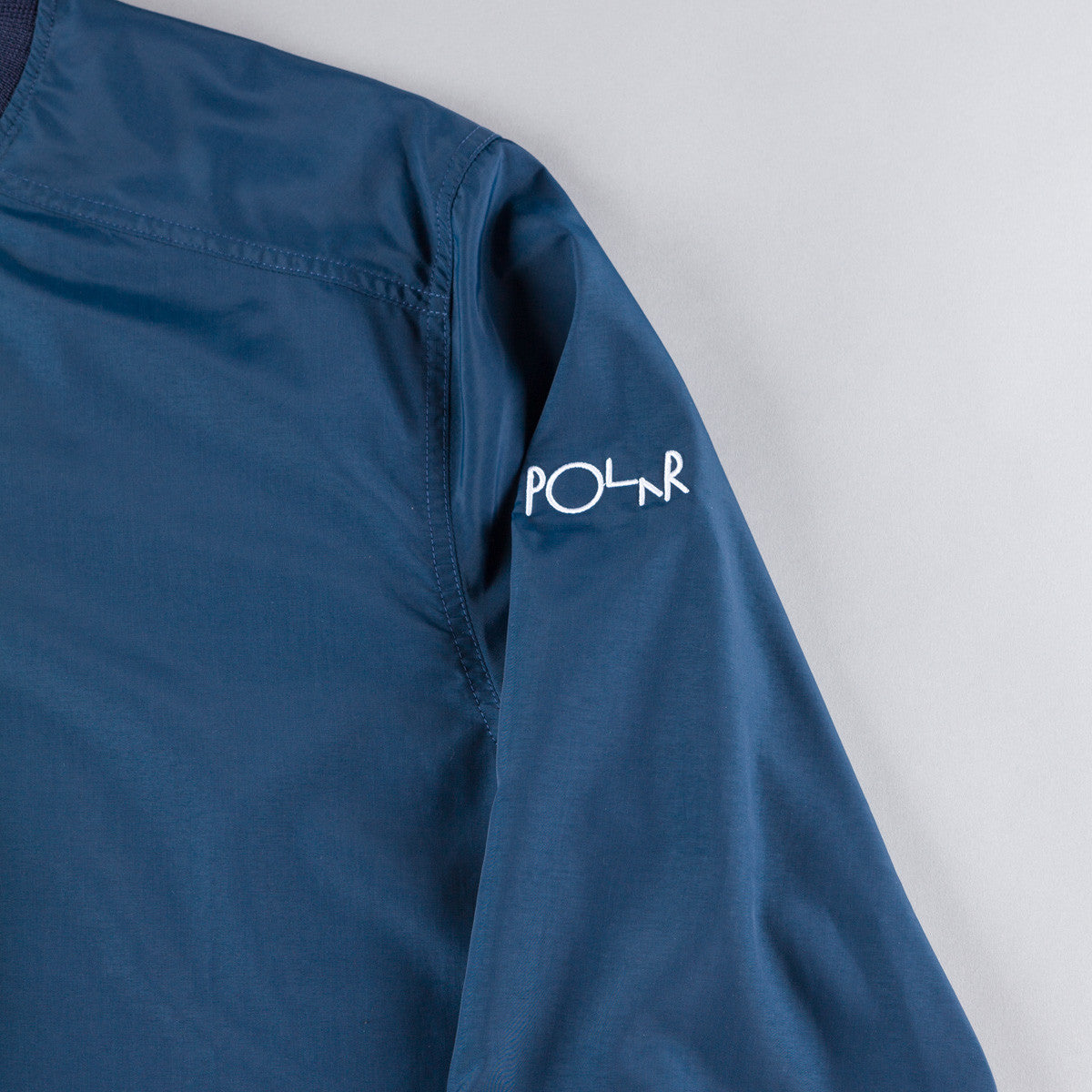 Polar Golf Club Pullover Jacket - Navy