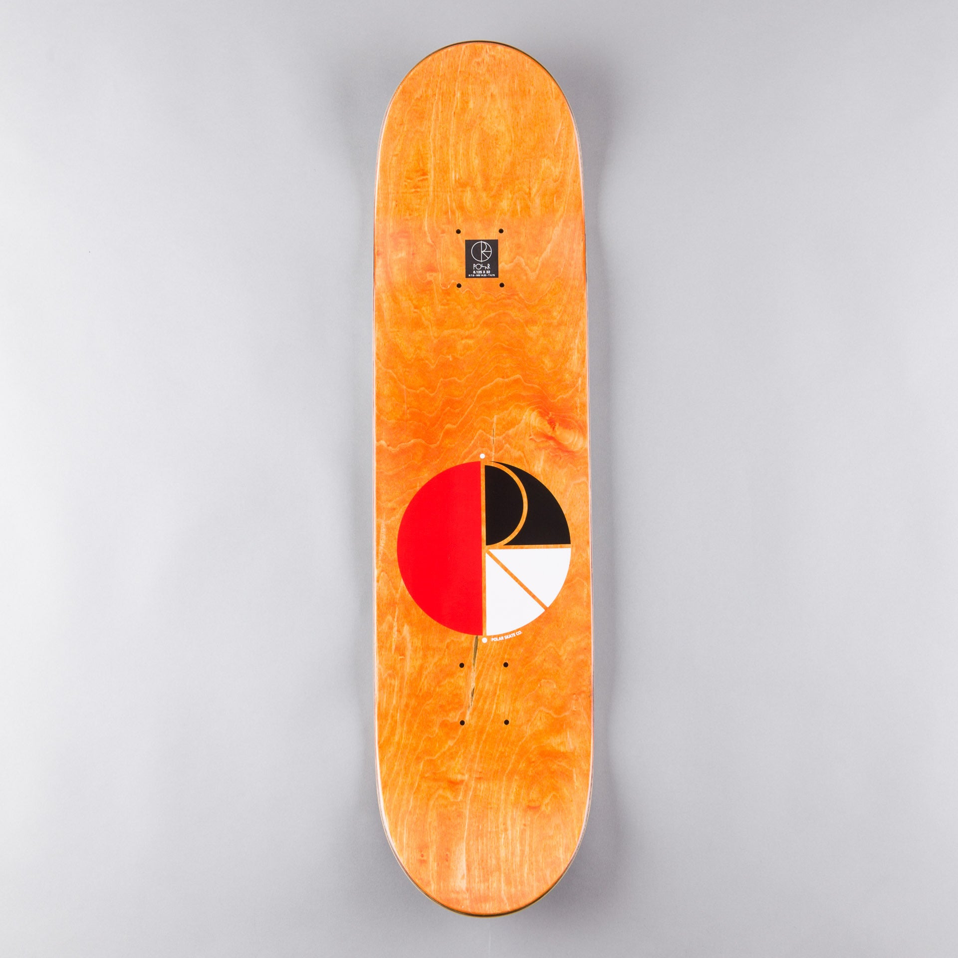 Polar Guns Deck - 8.125""