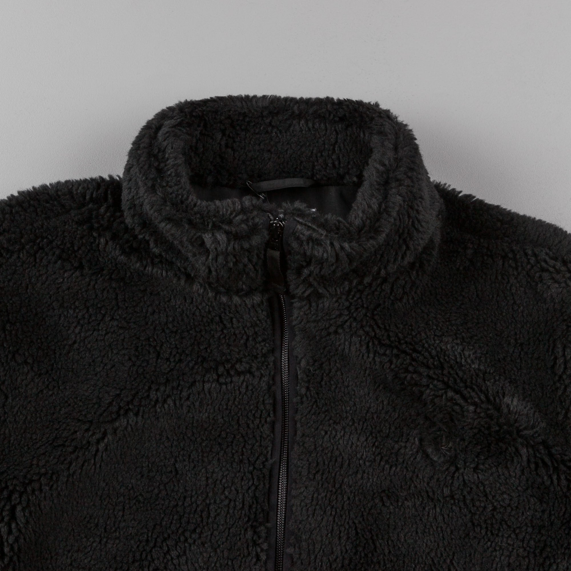 Polar Halberg Berber Jacket - Black