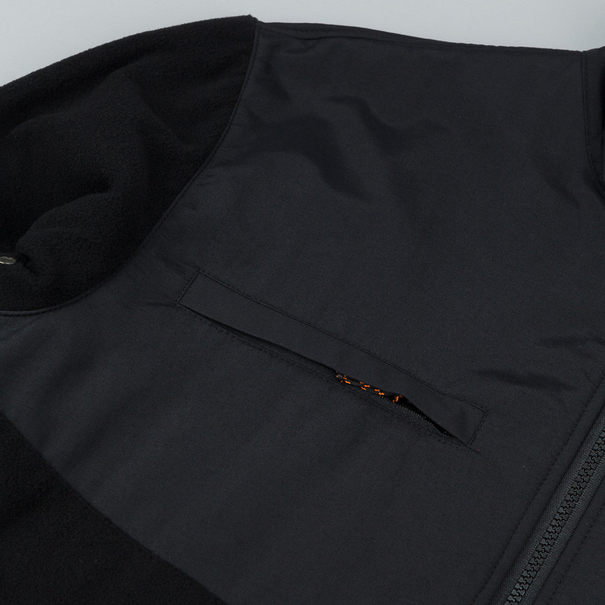 Polar Halberg Jacket - Black / Orange