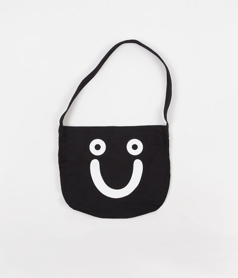 Polar Happy Sad Tote Bag - Black