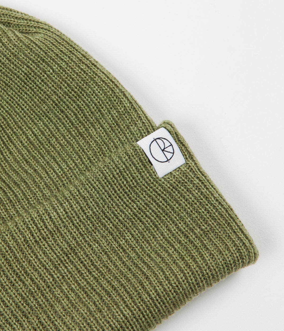 Polar Harbour Beanie - Military Light Green